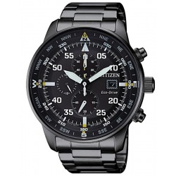 Kaufen Sie Citizen Herrenuhr Aviator Chrono Eco-Drive CA0695-84E