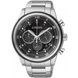 Citizen Herrenuhr Metropolitan Chrono Eco-Drive CA4034-50E