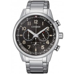 Citizen Herrenuhr Military Chrono Eco-Drive CA4420-81E