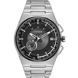 Kaufen Sie Citizen Herrenuhr Satellite Wave F100 Eco-Drive Titan CC2006-53E