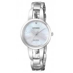 Kaufen Sie Citizen Damenuhr Elegant Eco-Drive EM0430-85N