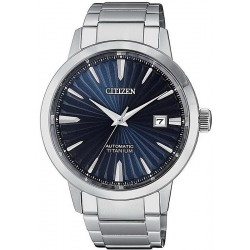Citizen Herrenuhr Super Titanium Mechanische NJ2180-89L