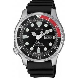 Citizen Herrenuhr Promaster Diver's Automatic 200M NY0085-19E