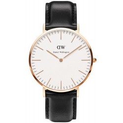 Kaufen Sie Daniel Wellington Herrenuhr Classic Sheffield 40MM DW00100007