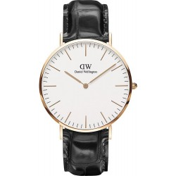 Kaufen Sie Daniel Wellington Herrenuhr Classic Reading 40MM DW00100014