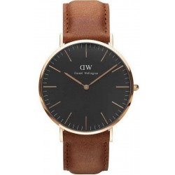 Kaufen Sie Daniel Wellington Herrenuhr Classic Black Durham 40MM DW00100126