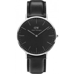 Kaufen Sie Daniel Wellington Herrenuhr Classic Black Sheffield 40MM DW00100133