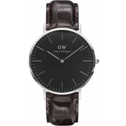 Kaufen Sie Daniel Wellington Herrenuhr Classic Black York 40MM DW00100134