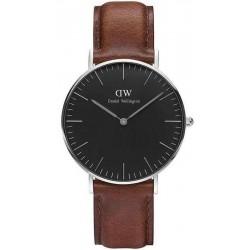 Kaufen Sie Daniel Wellington Unisexuhr Classic Black St Mawes 36MM DW00100142