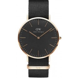 Kaufen Sie Daniel Wellington Herrenuhr Classic Black Cornwall 40MM DW00100148