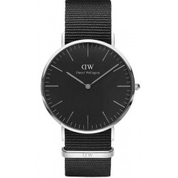 Kaufen Sie Daniel Wellington Herrenuhr Classic Black Cornwall 40MM DW00100149