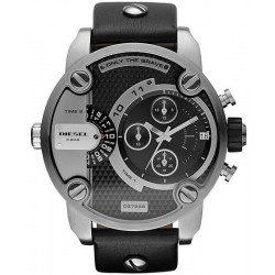 Diesel Herrenuhr Little Daddy DZ7256 Chronograph Dual Time