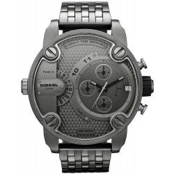 Diesel Herrenuhr Little Daddy DZ7263 Chronograph Dual Time
