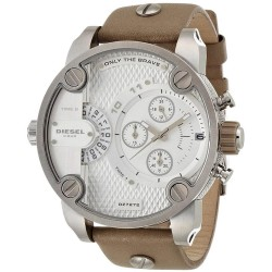 Diesel Herrenuhr Little Daddy DZ7272 Chronograph Dual Time
