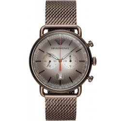 Kaufen Sie Emporio Armani Herrenuhr Aviator AR11169 Chronograph