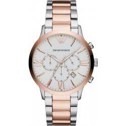 Kaufen Sie Emporio Armani Herrenuhr Giovanni Chronograph AR11209