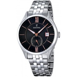 Festina Herrenuhr Retro F16871/4 Quartz