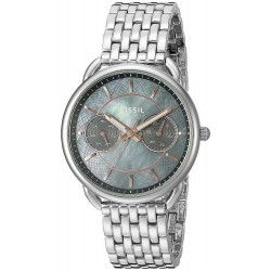 Fossil Damenuhr Tailor Quarz Multifunktions ES3911