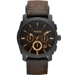 Fossil Herrenuhr Machine FS4656 Quarz Chronograph