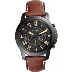 Kaufen Sie Fossil Herrenuhr Grant FS5241 Quarz Chronograph