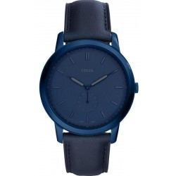 Fossil Herrenuhr The Minimalist - Mono FS5448 Quartz