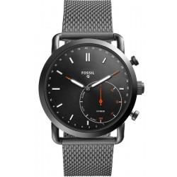 Fossil Q Commuter Hybrid Smartwatch Herrenuhr FTW1161
