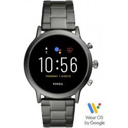 Fossil Q The Carlyle HR Smartwatch Herrenuhr FTW4024