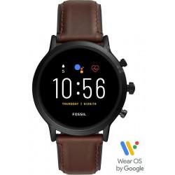 Fossil Q The Carlyle HR Smartwatch Herrenuhr FTW4026