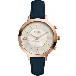 Kaufen Sie Fossil Q Damenuhr Jacqueline FTW5014 Hybrid Smartwatch