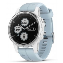 Kaufen Sie Garmin Herrenuhr Fēnix 5S Plus Glass 010-01987-23