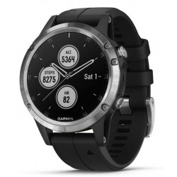 Kaufen Sie Garmin Herrenuhr Fēnix 5 Plus Glass 010-01988-11