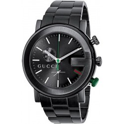 Kaufen Sie Gucci Herrenuhr G-Chrono XL Quarz Chronograph YA101331