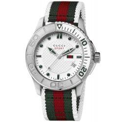 Kaufen Sie Gucci Herrenuhr G-Timeless Sport XL YA126231 Quartz