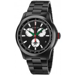 Gucci Herrenuhr G-Timeless XL YA126268 Quarz Chronograph