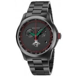 Kaufen Sie Gucci Herrenuhr G-Timeless XL YA126269 Quarz Chronograph