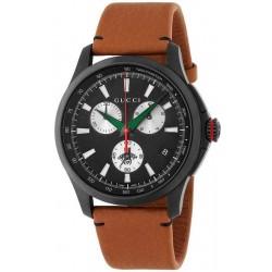 Kaufen Sie Gucci Herrenuhr G-Timeless XL YA126271 Quarz Chronograph
