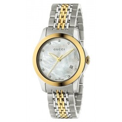 Kaufen Sie Gucci Damenuhr G-Timeless Small YA126513 Quartz