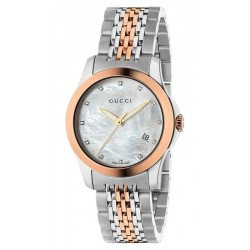 Kaufen Sie Gucci Damenuhr G-Timeless Small YA126514 Quartz