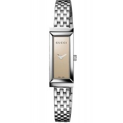 Kaufen Sie Gucci Damenuhr G-Frame Rectangular Small YA127501 Quartz