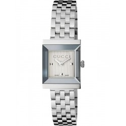 Kaufen Sie Gucci Damenuhr G-Frame Square Medium YA128402 Quartz