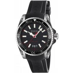 Kaufen Sie Gucci Herrenuhr Dive Large YA136303 Quartz