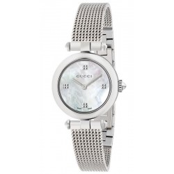 Kaufen Sie Gucci Damenuhr Diamantissima Small YA141504 Quartz