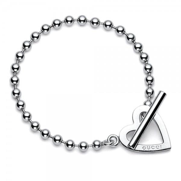 Kaufen Sie Gucci Damenarmband Toggle Heart YBA181447001017