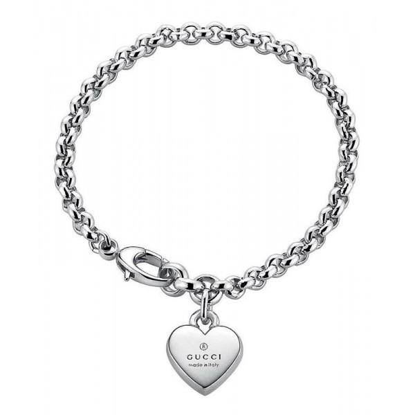 Kaufen Sie Gucci Damenarmband Trademark YBA356210001017
