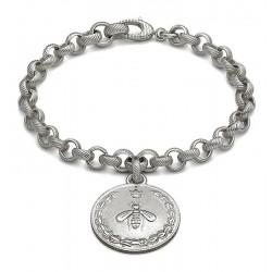 Kaufen Sie Gucci Damenarmband Coin YBA415780001018