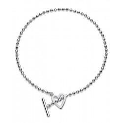 Kaufen Sie Gucci Damenhalskette Toggle Heart YBB184302001