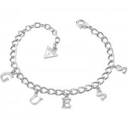 Kaufen Sie Guess Damenarmband Iconic Charme UBB61080-S