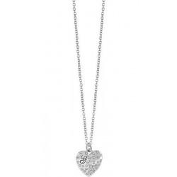 Kaufen Sie Guess Damenhalskette Glossy Hearts UBN51471