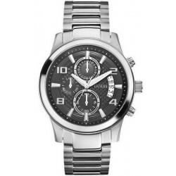Guess Herrenuhr Exec W0075G1 Chronograph