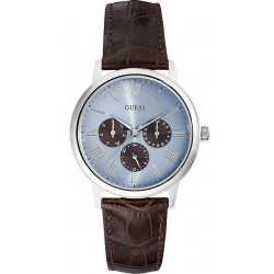 Guess Herrenuhr Wafer W0496G2 Multifunctions